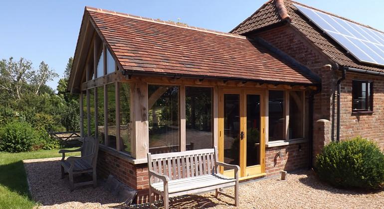 Garden Rooms Genesis Oak Buildings